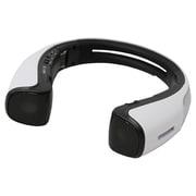 SPB01WH [NFC搭載Bluetoothネックスピーカー ホワイト]