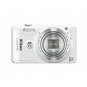 COOLPIX(クールピクス) S6900 WH [コンパクトデジタルカメラ ナチュラルホワイト]