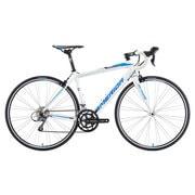 AMR008475 EW02 [ロードバイク RIDE 80 47cm 700×25C 外装16段変速(フロント2段×リア8段) ホワイト]