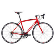 AMR008505 ER03 [ロードバイク RIDE 80 50cm 700×25C 外装16段変速(フロント2段×リア8段) S-レッド]