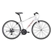 AMC1415 EW04 [クロスバイク CROSSWAY BREEZE TFS 100-R 41cm 700×32C 外装24段変速(フロント3段×リア8段) ジュエルドホワイト]