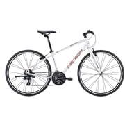 AMC1465 EW04 [クロスバイク CROSSWAY BREEZE TFS 100-R 46cm 700×32C 外装24段変速(フロント3段×リア8段) ジュエルドホワイト]