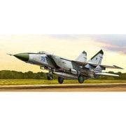 80119 [1/48 MiG-25 フォックスバット PD/PDS プラモデル]