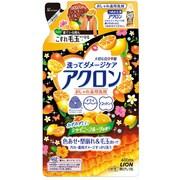 アクロン シャイニーフルーツの香り 詰替 400ml [洗濯洗剤]
