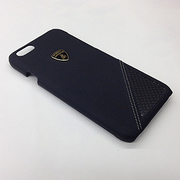 LB-HCIP6S-AV/D6-BK [iPhone 6/6s 4.7インチ Lamborghiniライセンスケース ハード ケース ブラック]