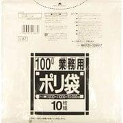 L87 [Lシリーズ 100L透明 10枚]