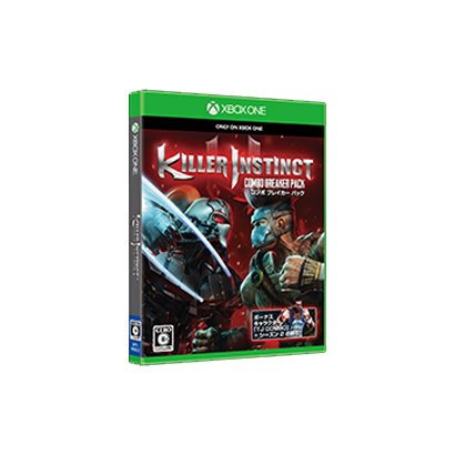 Killer Instinct コンボ ブレイカー パック [Xbox Oneソフト]