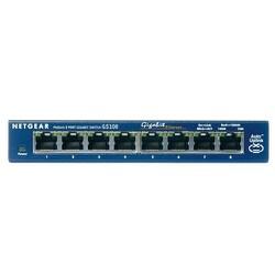 GS108-400JPS [本体ライフタイム保証 ギガ8ポート アンマネージ・スイッチ]