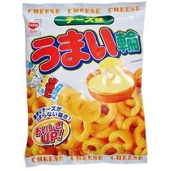 リスカ うまい輪チーズ味 75g [菓子]