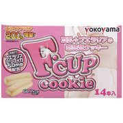 F.cupクッキー [14本入り]