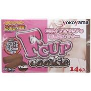 F.cupクッキー チョコ味 [14本入り]
