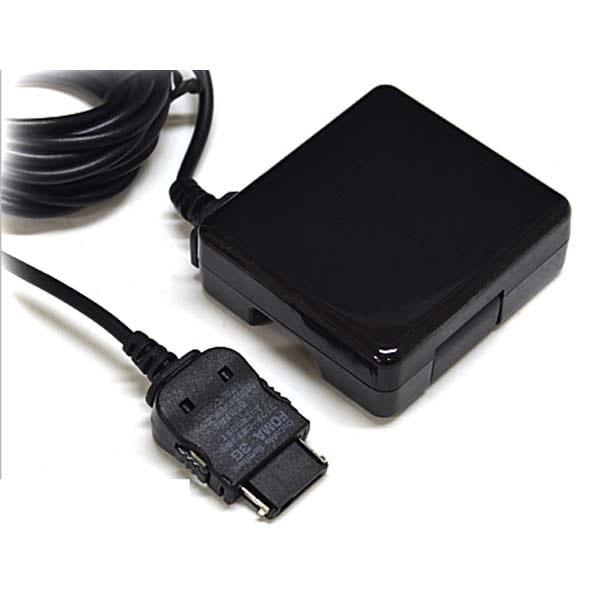 RBAC088 [FOMA/3G携帯電話対応 AC充電器 ブラック 1A]