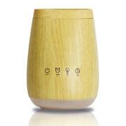 PR-AD001W-HKI [アロマディフューザー アラームクロック付 wood]