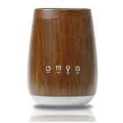 PR-AD001W-MPL [アロマディフューザー アラームクロック付 wood]