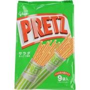 プリッツサラダ 9袋 143g [菓子]