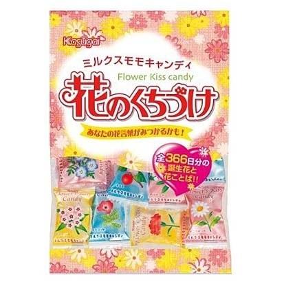 春日井製菓 花のくちづけ 135g