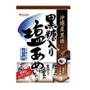 春日井製菓 黒糖入り塩あめ 90g
