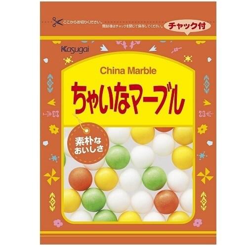 春日井製菓 ちゃいなマーブル 130g
