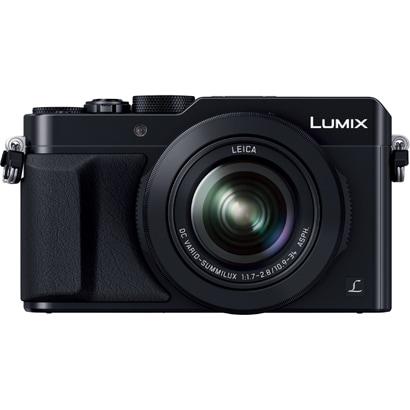 DMC-LX100-K [LUMIX(ルミックス) コンパクトデジタルカメラ ブラック]