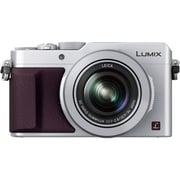 DMC-LX100-S [LUMIX(ルミックス) コンパクトデジタルカメラ シルバー]