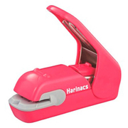SLN-MPH105P [ハリナックスプレス 針なしステープラー とじ枚数5枚 ピンク]