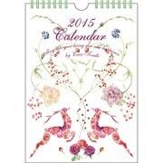 CAL-015 [2015年カレンダー フラワーパラダイス S]