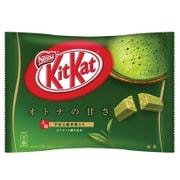 キットカット オトナの甘さ 抹茶 [1パック 12枚]
