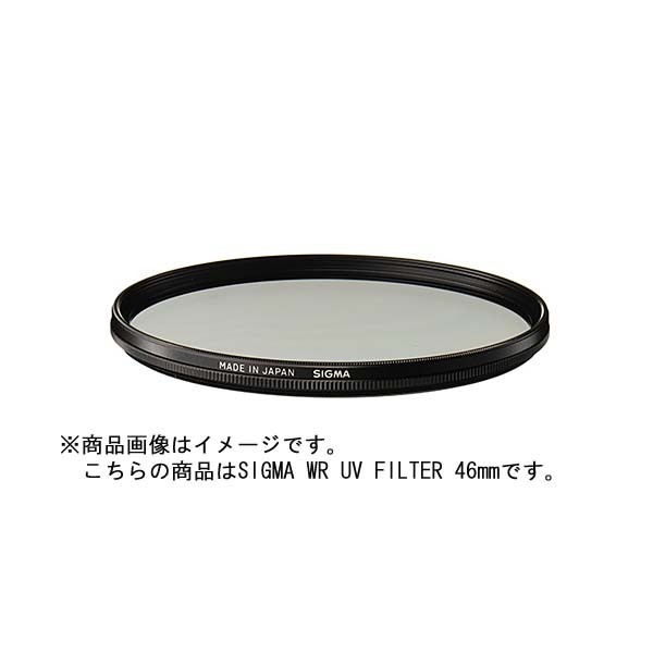 WR UV FILTER [WRフィルター UV撥水 帯電防止タイプ 超薄枠タイプ 46mm]