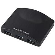 GH-ULA303AK [USB3.0対応3ポートハブ付きギガビットLANアダプタ]