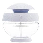 CLV-1010-M-WD(WH) [空気洗浄機(4畳まで) 木目タイプ ホワイト]