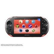 PlayStationVita Value Pack Wi-Fiモデル レッド/ブラック [PS Vita本体 PCHJ-10021]