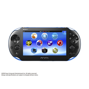 PlayStationVita Value Pack Wi-Fiモデル ブルー/ブラック [PS Vita本体 PCHJ-10022]