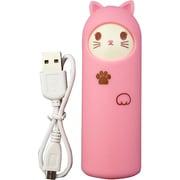 アニマル充電器 [リチウム充電器 キャット smile PK  2200mAh USB出力:1ポート 最大:1A]