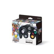 ニンテンドーゲームキューブコントローラ [Wii U用アクセサリ スマブラブラック]