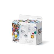 ニンテンドーゲームキューブコントローラ [Wii U用アクセサリ スマブラホワイト]
