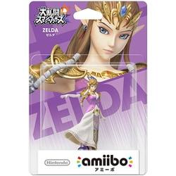 amiibo(アミーボ) ゼルダ (大乱闘スマッシュブラザーズシリーズ) [ゲーム連動キャラクターフィギュア]