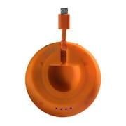 IBP-PPIORA [モバイルバッテリー powerpods(パワーポッズ) for Apple Mfi Lightning 2300mAh USB出力:1ポート 最大:2.1A オレンジ]