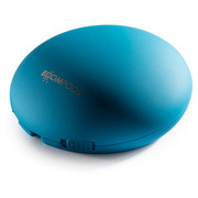 IBP-PPIBLU [モバイルバッテリー powerpods(パワーポッズ) for Apple Mfi Lightning 2300mAh USB出力:1ポート 最大:2.1A ブルー]