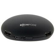 IBP-MXPBLK [モバイルバッテリー 2×USBモデル(USB出力:2ポート 最大合計:1.5A) Maxpods(マックスポッズ) 5200mAh ブラック]