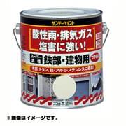 スーパー油性建物用 ミルキーホワイト 0.7L [油性多目的塗料]