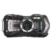 RICOH WG-30W [コンパクトデジタルカメラ 防水対応 Wi-Fi内蔵 カーボングレーキット]