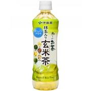 お~いお茶 [抹茶入り玄米茶 525ml×24本]