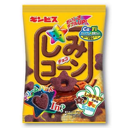 ギンビス しみチョココーン 25g