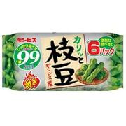 ギンビス 枝豆 ノンフライ焼き 6P 120g(20g×6袋)