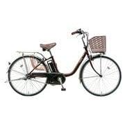 BE-ENTX432T [電動アシスト自転車 ビビ・TX 24型 内装3段変速 チョコブラウン]