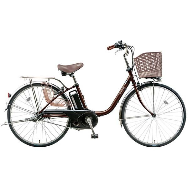 BE-ENTX632T [電動アシスト自転車 ビビ・TX 26型 内装3段変速 チョコブラウン]
