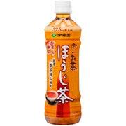 ほうじ茶 [525ml×24]