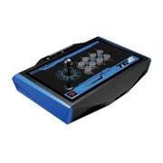 MCS-FS-MC-TE2 [PS3/PS4対応版アーケード型コントローラー マッドキャッツ アーケードファイトスティック トーナメントエディション2 ブラック&ブルー]