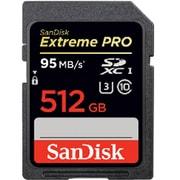 SDSDXPA-512G-JU3 [エクストリーム プロ SDXC 512GB Class10 UHS-I対応]