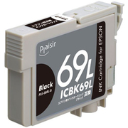 PLE-E69L-B [ICBK69L 互換インクカートリッジ 黒 顔料]